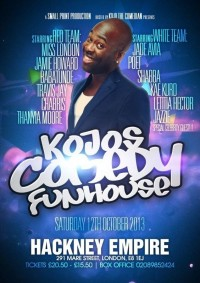 Kojo's Comedy Funhouse Is Back & Better Than Ever