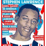 ISSUE 15: Music Artists Unite In Memory Of Stephen Lawrence
