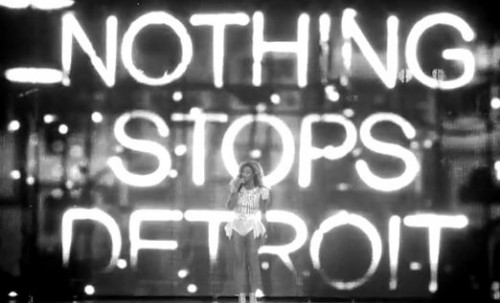 The Mrs Carter Tour: Beyonce Pays Tribute To The Musical City Of Detroit