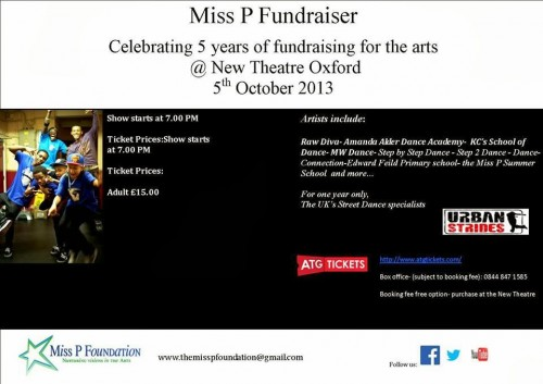The Miss P Fundraiser Teaser Trailer Is Released!