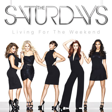 NEW ALBUM: The Saturdays Are Living For The Weekend
