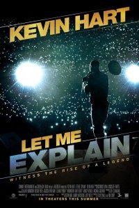 Kevin Hart's Let Me Explain Comes To A Theatre Near You!