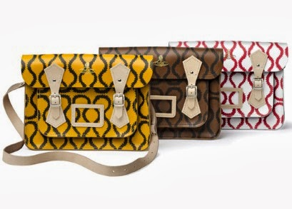 Vivienne Westwood: The Satchel Has Had An Official Makeover