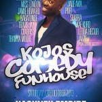 Issue 16: Kojo's Comedy Funhouse Is Just The Beginning Of More To Come