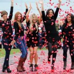 The Saturdays Launch 2013's Poppy Appeal