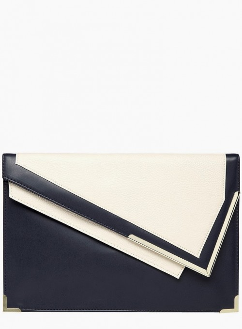 Fashion Pick Of The Day: Asymmetric Clutch