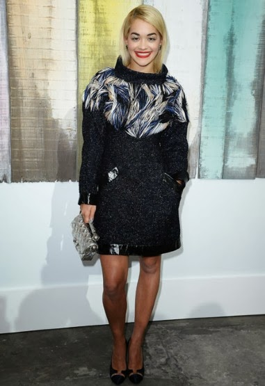Feather Trend: The Right Way To Rock Those Fabulous AW Feathers