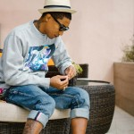 L'ART's Weekend Anthem With Pharrell Williams