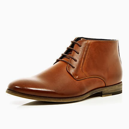 Men's Fashion Corner: Boots Fit For Your Suit