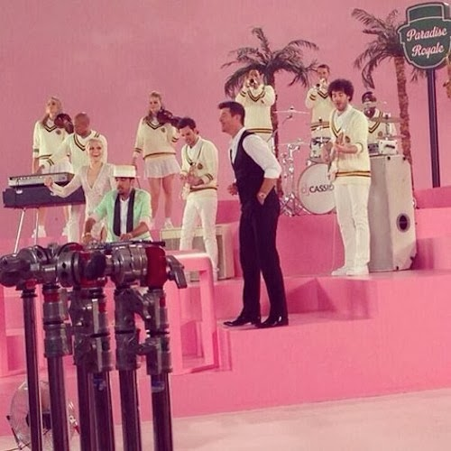DJ Cassidy, Jessie J & Robin Thicke Are 'Calling All Hearts'
