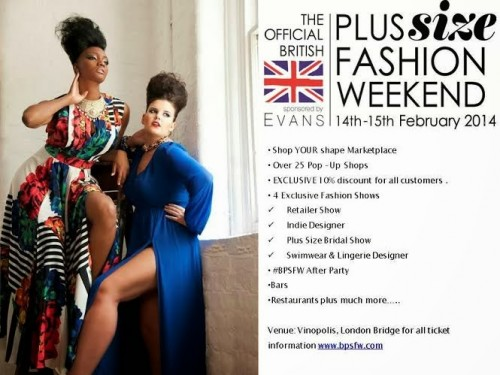Plus Size Fashion Weekend Returns