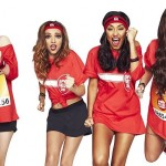 Word Up: Little Mix Bring You The Official Sport Relief Single