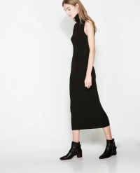 Fashion Pick Of The Day: Shimmer Turtle Neck Dress