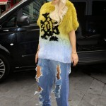 TRENDS: A Throwback To Ripped Jeans With Rita Ora & Lady Gaga