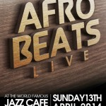 Afrobeats Live At Jazz Cafe
