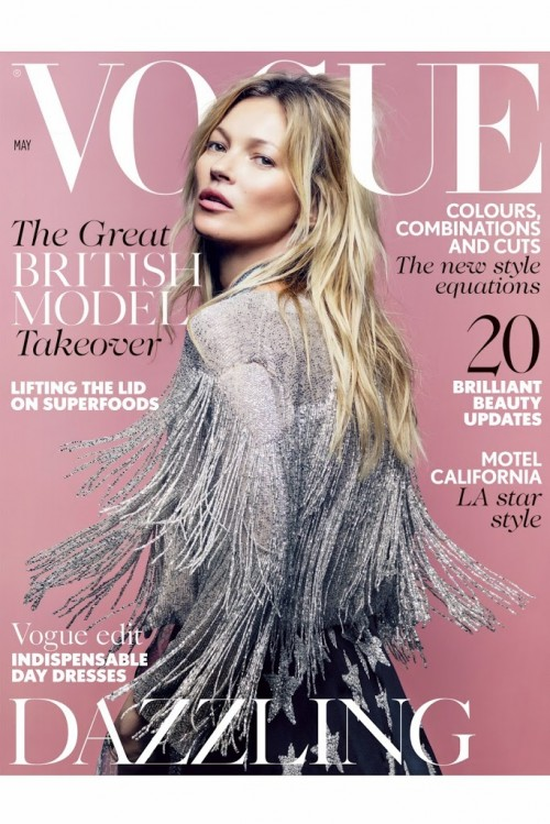 Kate Moss For Topshop Arrives This Month!