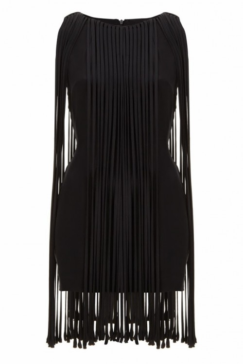 Fashion Pick Of The Day: Kate Moss By Topshop Fringed Dress