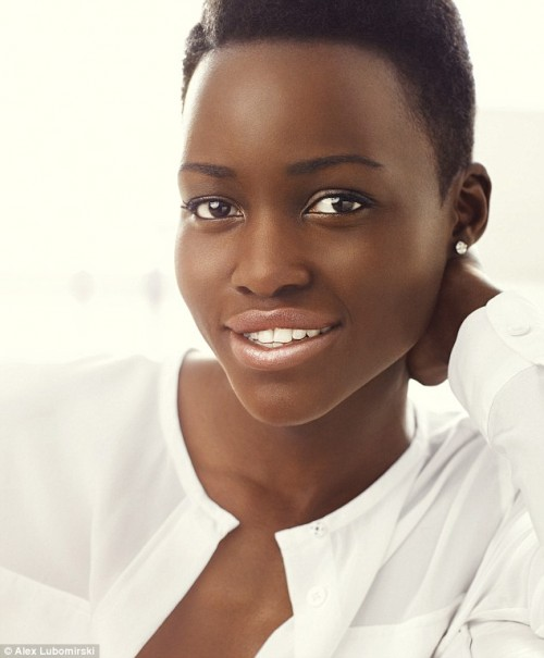 The Award For Most Beautiful Woman Goes To Lupita Nyong'o