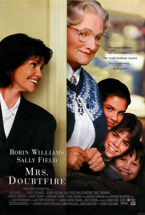 Return Of The Sequels: Mrs Doubtfire & The Goonies