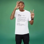 SNEAK PEEK: Uniqlo & Pharrell Williams Reveal Images Of Collaboration