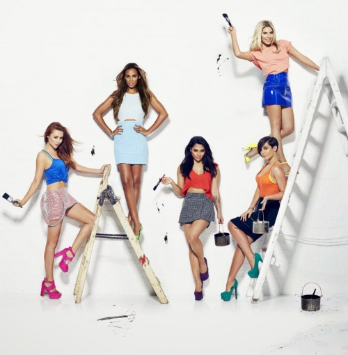 The Saturdays Hit The Road With Latest Hits Album