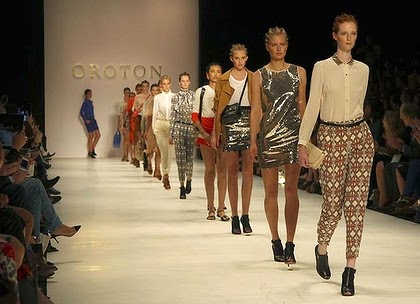 Fashion Week: Your Australian Mercedes Benz Round Up