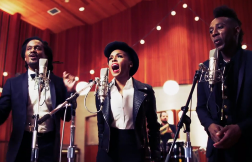 L'ART's Weekend Anthem With Janelle Monae