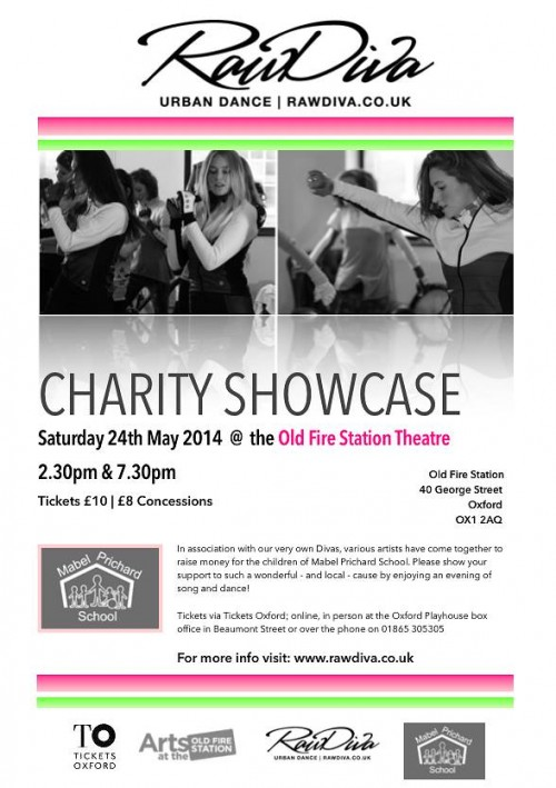 Join Dance Group Raw Diva As They Fundraise For Their Worthy Cause