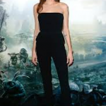 Angelina Jolie Discusses Real Life Events At Maleficent Premiere