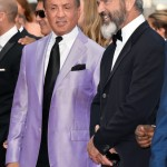 Men's Fashion Corner: Sylvester Stallone's Cannes Carpet Style
