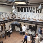 London Show Rooms Hits Paris