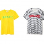 Fashion Pick Of The Day: Get Your World Cup Fashion Fix With Elizabeth and James