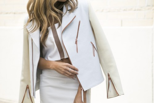 Fashion Pick Of The Day: Stay On Trend In Classic White's