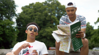 Rizzle Kicks Are All For Wimbledon