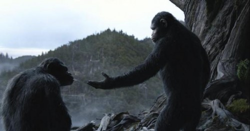 SPOILER ALERT: Dawn Of The Planet Of The Apes