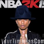 Why Did The NBA Call On Pharrell Williams?