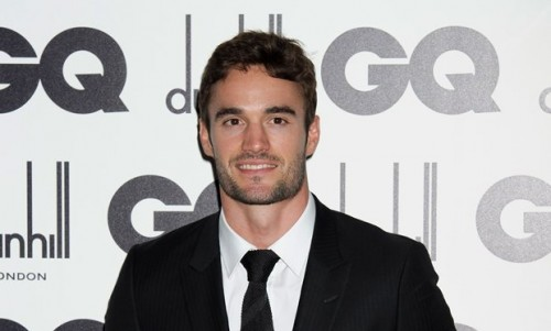 Thom Evans Becomes The First Male For 2014's Strictly Come Dancing
