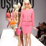 Fashion Pick Of The Day: Jeremy Scott Brought Barbie To Milan Fashion Week