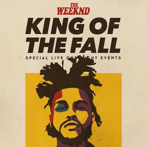 The Weeknd: The King Of The Fall Tour
