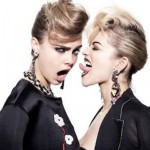 LFW: The Round Up With Cara Delevingne & Rita Ora