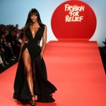 Naomi Campbell Plans Fashion For Relief Event