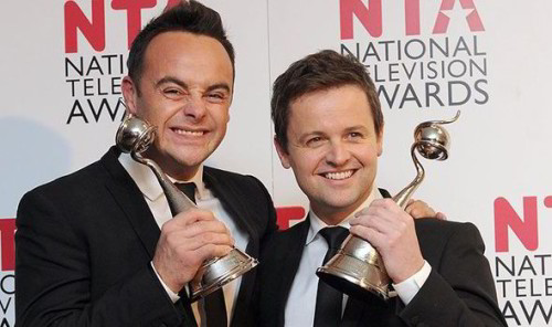 BRIT Awards 2015: How Ant & Dec Secured Host Spot