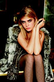 Cara Delevingne Invites You To The Topshop Xmas Party