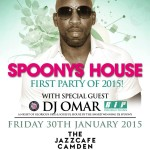 Spoony's House Is Always Open At The Jazz Cafe