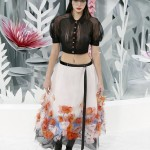 Kendall Jenner Channels Paris Haute Couture