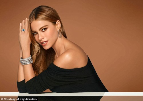 Sofia Vergara Launches Jewellery Collection