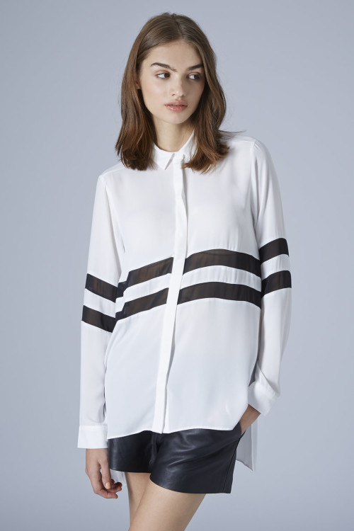 Earn Your Stripes: Get Stripey With Topshop This Season