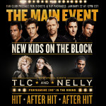 TLC, NKOTB & Nelly Are Going On Tour