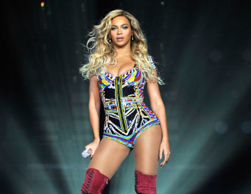 INSPIRED: Beyonce