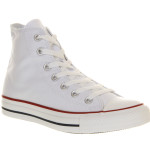 Fashion Pick Of The Day: Pure White Converse